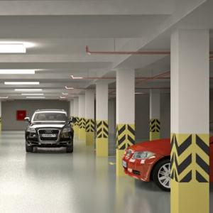 Автостоянки, паркинги Ялуторовска