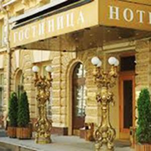 Гостиницы Ялуторовска