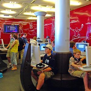 Интернет-кафе Ялуторовска