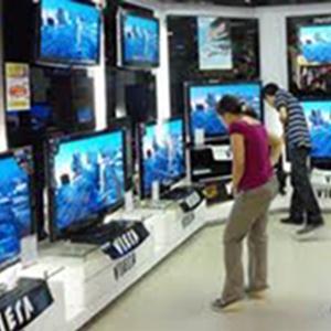 Магазины электроники Ялуторовска