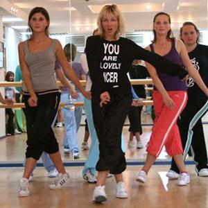 Школы танцев Ялуторовска