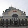 Железнодорожные вокзалы в Ялуторовске