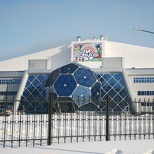 Спортивные комплексы Ялуторовска